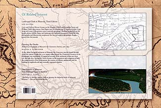 Atlas of Lewis & Clark in Missouri Back Jacket