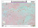 "Click to view a larger version of the ""Western Missouri Landsat"" map in a new window"