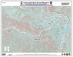 "Click to view a larger version of ""Easter Missouri Landsat"" map in a new window"